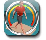 Gaitometer Icon